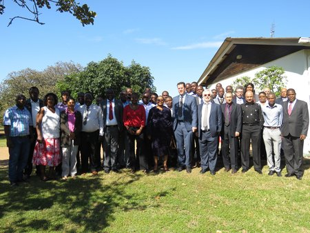 Zambia: SEforALL Country Action Process - Kick-off Workshop
