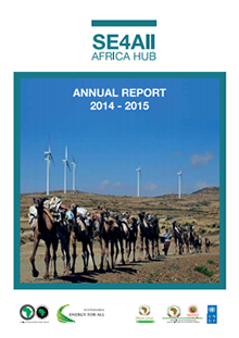 SEforALL Africa Hub Report 2014-2015