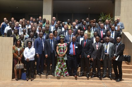 4th Sustainable Energy for All Africa Workshop - March 2017